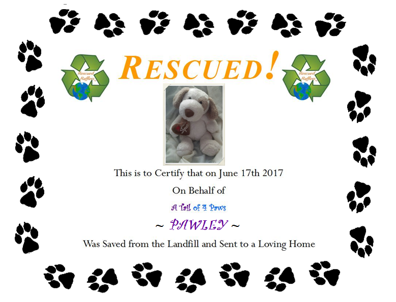 Pawley Was Saved!
