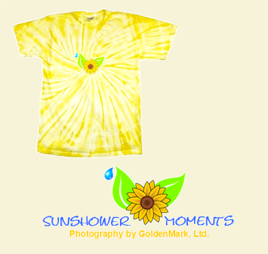 Sunshower Moments TEE